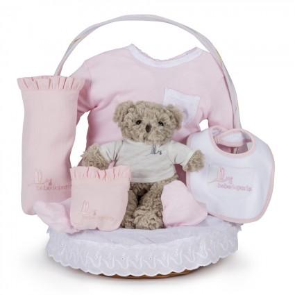 Newborn Baby Hamper & Baby Gift Baskets | BebedeParis South Africa Classic Essential Baby Gift Basket