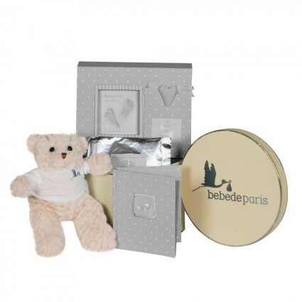 Newborn Baby Hamper & Baby Gift Baskets | BebedeParis South Africa Happy Memories Gift Hamper