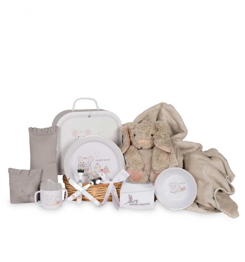 Newborn Baby Hamper & Baby Gift Baskets | BebedeParis South Africa Baby Picnic Basket