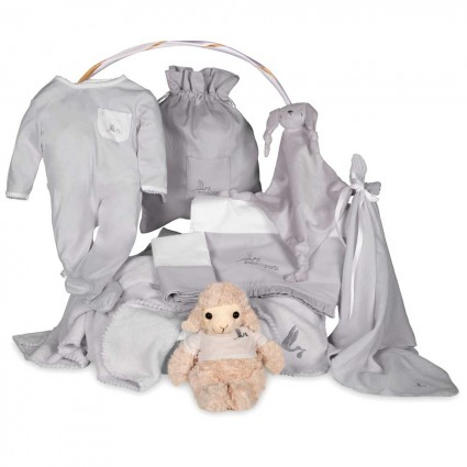 Newborn Baby Hamper & Baby Gift Baskets | BebedeParis South Africa Dreams Classic Baby Basket