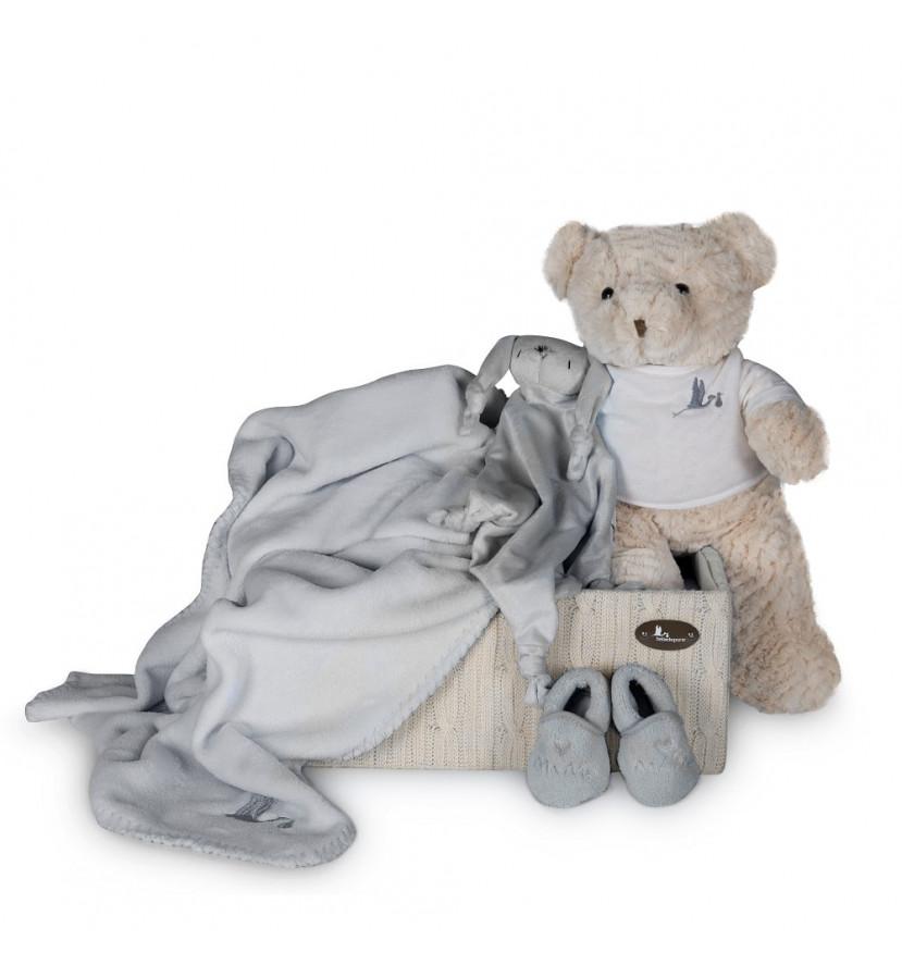 Newborn Baby Hamper & Baby Gift Baskets | BebedeParis South Africa Soft Happy Gift Box