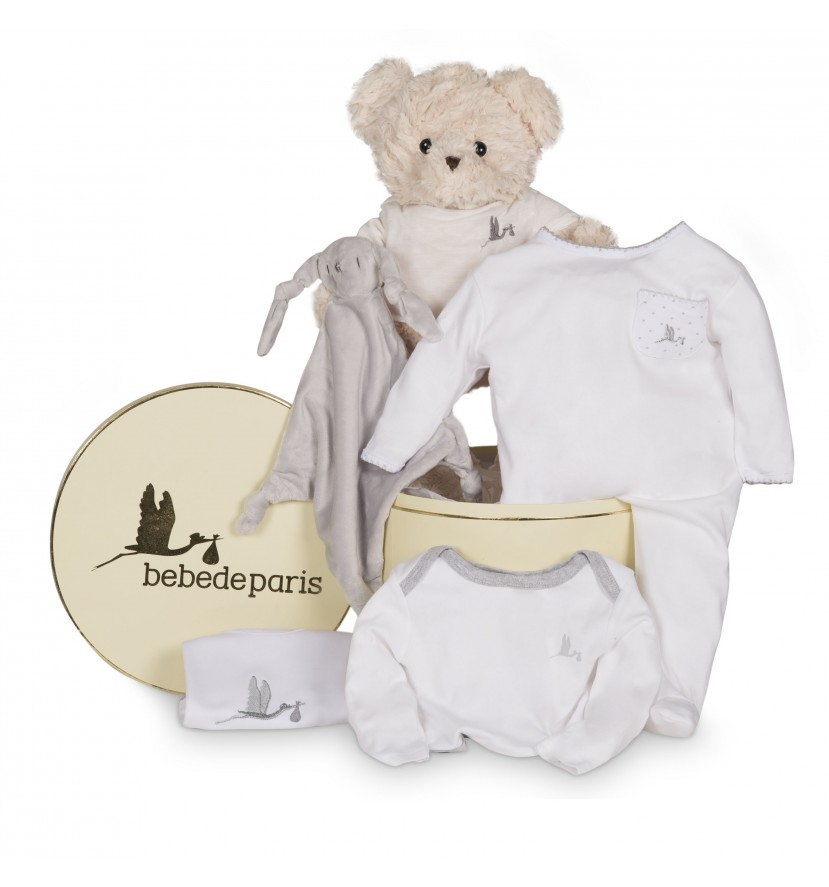 Newborn Baby Hamper & Baby Gift Baskets | BebedeParis South Africa Casual Essential Baby Hamper
