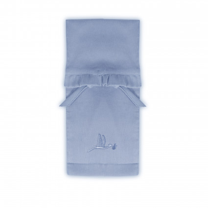 Baby Nappy Case Blue