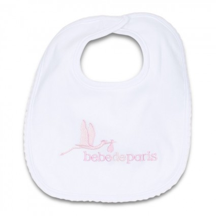 Personalised Baby Gifts South Africa | BebedeParis Baby Gifts  Baby Cotton Bib