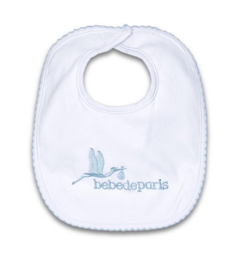 Personalised Baby Gifts South Africa | BebedeParis Baby Gifts  Baby Cotton Bib