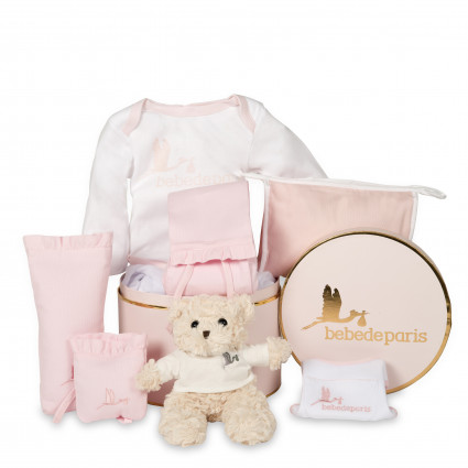 Newborn Baby Hamper & Baby Gift Baskets | BebedeParis South Africa Baby Hamper Lovely