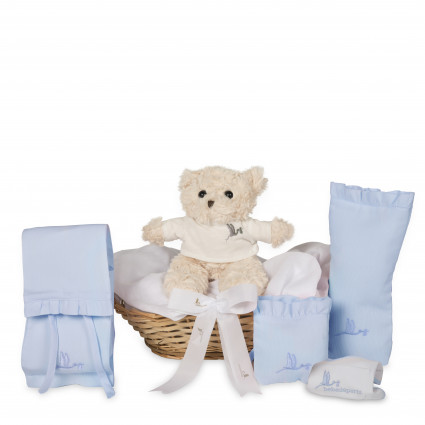 Newborn Baby Hamper & Baby Gift Baskets | BebedeParis South Africa Baby Box Kisses