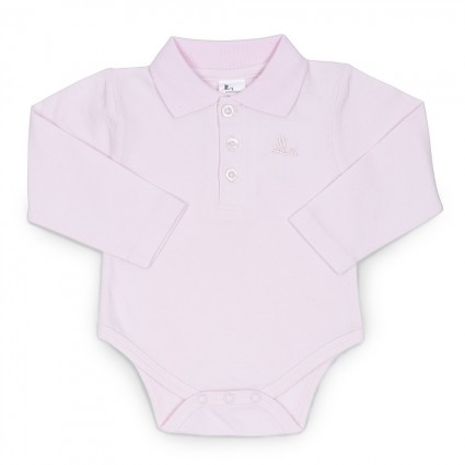 Baby Fashion Baby Polo Bodysuit