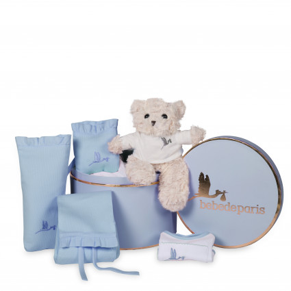 Newborn Baby Hamper & Baby Gift Baskets | BebedeParis South Africa Baby Hamper Kisses