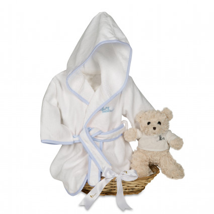 Newborn Baby Hamper & Baby Gift Baskets | BebedeParis South Africa Teddy Spa Hamper