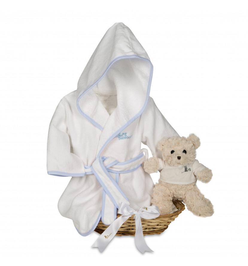 Newborn Baby Hamper & Baby Gift Baskets | BebedeParis South Africa Teddy Spa Hamper