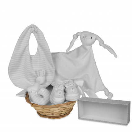 Newborn Baby Hamper & Baby Gift Baskets | BebedeParis South Africa Sweet Baby Basket