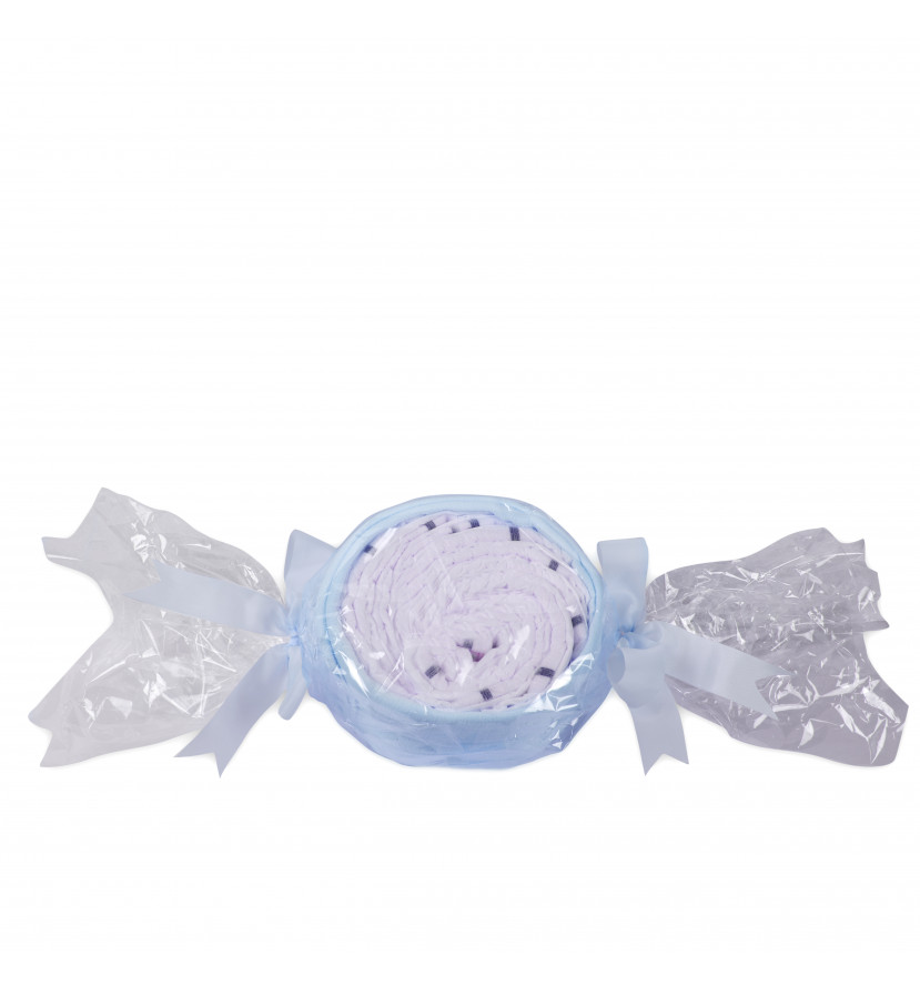 Buy Best Nappy Cakes Online | BebedeParis Baby Products South Africa Candy Nappy Cake