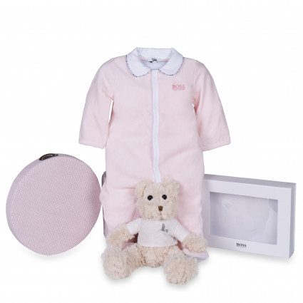 Hugo Boss Baby Girl Pyjama Hamper