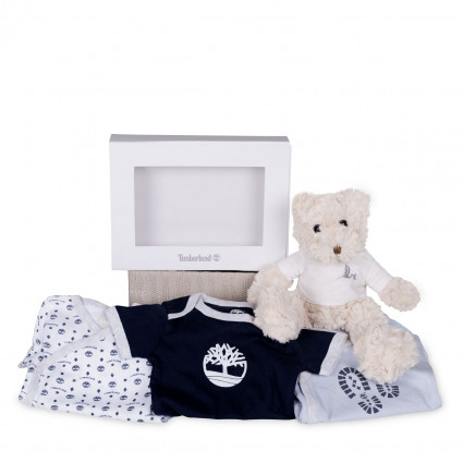 Newborn Baby Hamper & Baby Gift Baskets | BebedeParis South Africa Timberland Baby Bodysuit Set