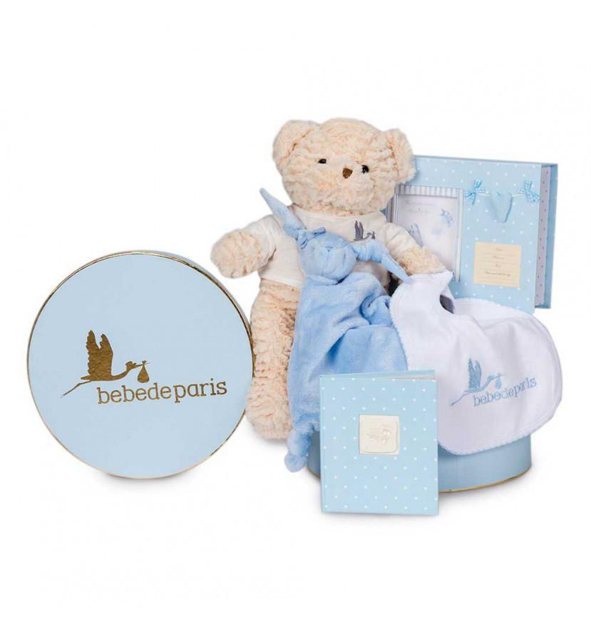 Newborn Baby Hamper & Baby Gift Baskets | BebedeParis South Africa Memories Essential Baby Hamper