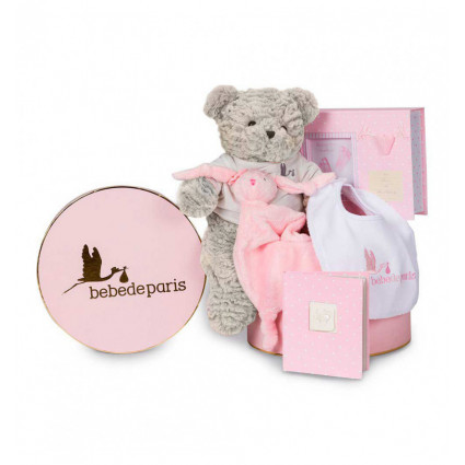 Newborn Baby Hamper & Baby Gift Baskets | BebedeParis South Africa Memories Essential Baby Hamper