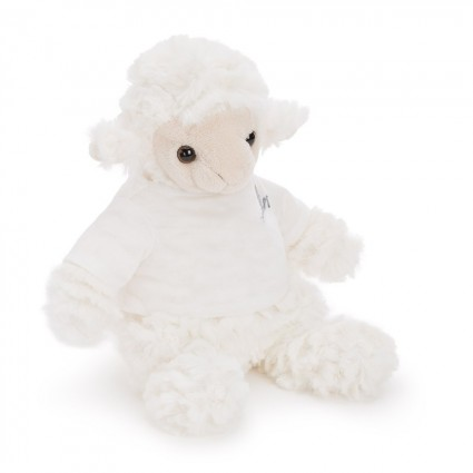 Personalised Baby Gifts South Africa | BebedeParis Baby Gifts Little Lamb Soft Toy