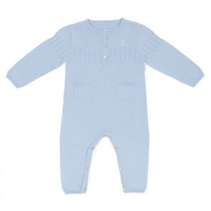 Blue Baby Classic Onesie