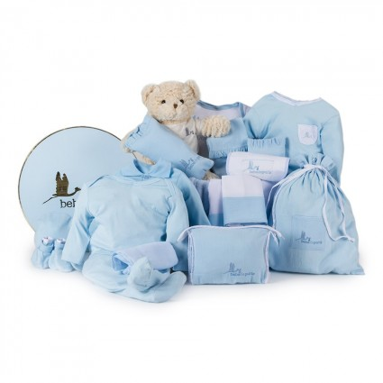 Newborn Baby Hamper & Baby Gift Baskets | BebedeParis South Africa Classic Deluxe Baby Hamper